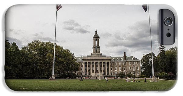 Old Main Penn State Wide Shot  IPhone 6s Case by John McGraw