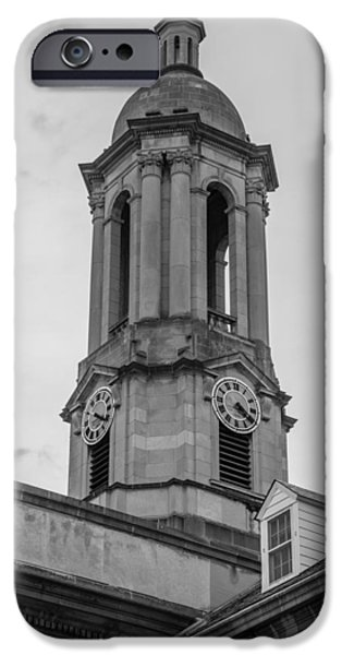 Old Main Tower Penn State IPhone 6s Case by John McGraw