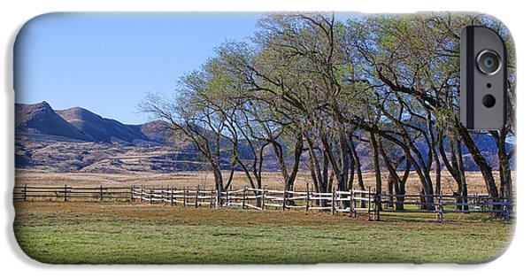 On The Ranch IPhone Case by Ely Arsha