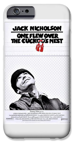 One Flew Over The Cuckoo's Nest IPhone 6s Case by Movie Poster Prints