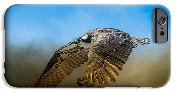 Osprey Over Pickwick IPhone 6s Case by Jai Johnson