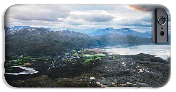 Overview IPhone Case by Tor-Ivar Naess