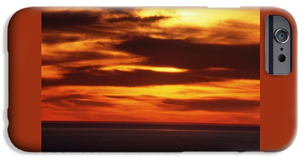 Pacific Backdrop  IPhone Case by Soli Deo Gloria Wilderness And Wildlife Photography