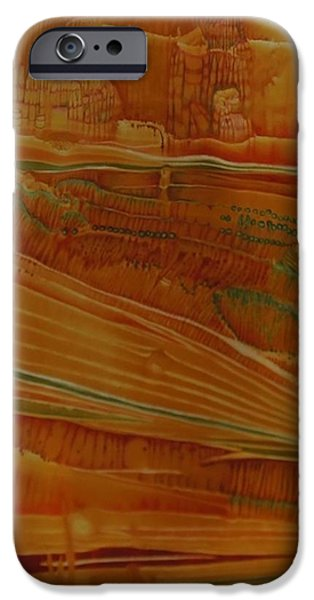 Painted Desert IPhone Case by Mary Wahr