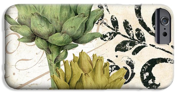 Paris Artichokes IPhone 6s Case by Mindy Sommers