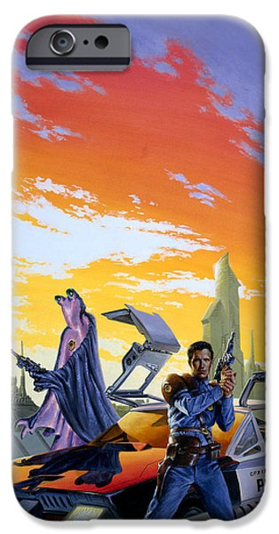 Partners  IPhone Case by Richard Hescox