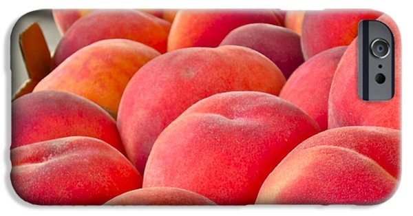 Peaches For Sale IPhone 6s Case by Gwyn Newcombe