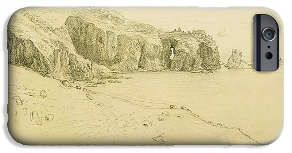 Pele Point, Land's End IPhone 6s Case by Samuel Palmer