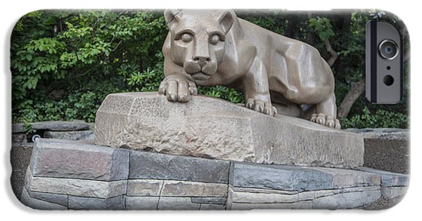 Penn Statue Statue  IPhone 6s Case by John McGraw