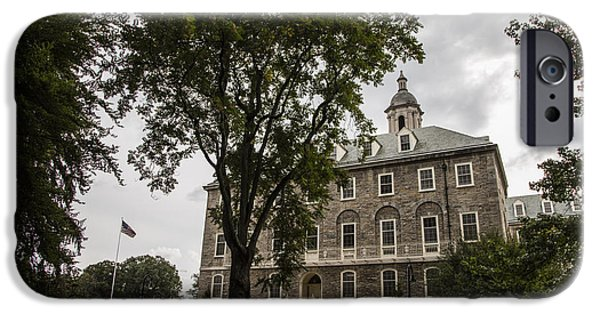 Penn State Old Main And Tree IPhone 6s Case by John McGraw