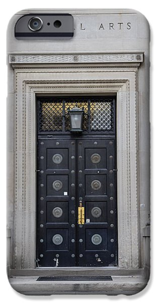 Penn State University Liberal Arts Door  IPhone 6s Case by John McGraw