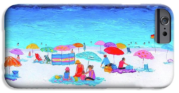 Perfect Day IPhone Case by Jan Matson