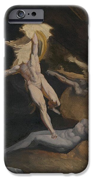 Perseus Slaying The Medusa IPhone 6s Case by Henry Fuseli