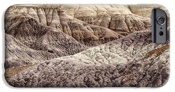 Petrified Forest National Park 2 IPhone Case by Bob Christopher