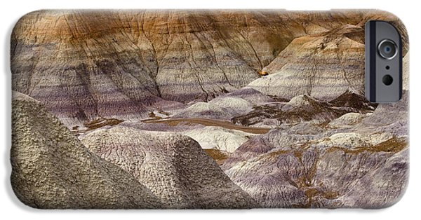 Petrified Forest National Park 4 IPhone Case by Bob Christopher