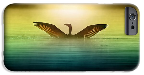 Phoenix Rising IPhone 6s Case by Rob Blair