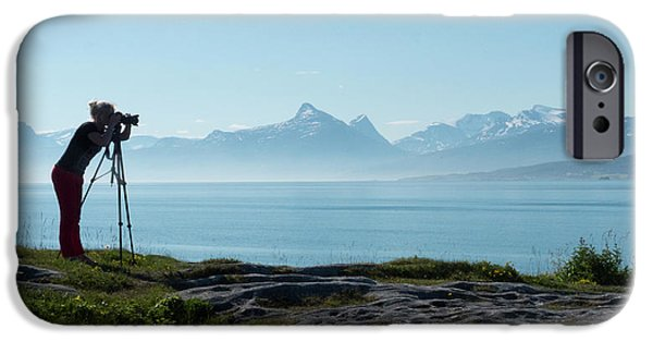 Photograph In Norway IPhone Case by Tamara Sushko