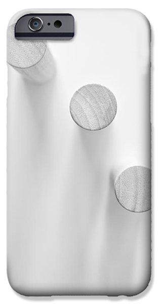 Pillars IPhone Case by Scott Norris