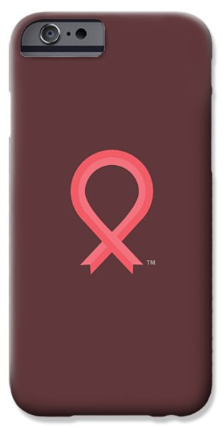 Pink Ribbon IPhone Case by National Breast Cancer Foundation
