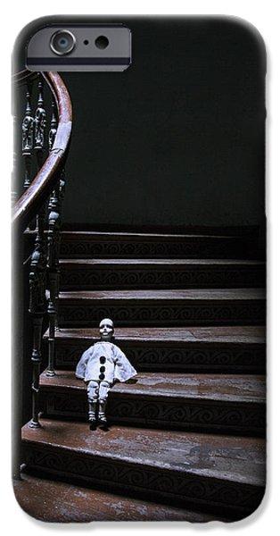 Poirot IPhone Case by Joanna Jankowska