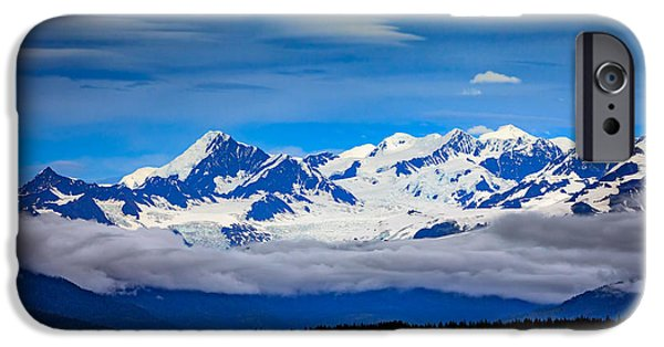 Prince William Sound, Alaska IPhone Case by Rick Berk