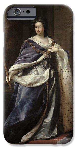 Queen Anne IPhone Case by Edmund Lilly