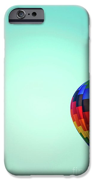 Rainbow In The Sky IPhone Case by Victory Designs