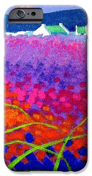 Rainbow Meadow IPhone 6s Case by John  Nolan