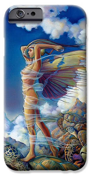 Rapture And The Ecstasea IPhone 6s Case by Patrick Anthony Pierson
