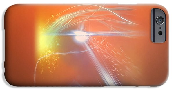 Rebirth IPhone Case by Lynn Andrews