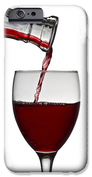 Red Wine IPhone 6s Case by Gert Lavsen