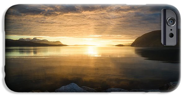 Return Of The Sun IPhone Case by Tor-Ivar Naess