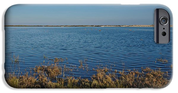 Ria Formosa Lagoon IPhone Case by Angelo DeVal