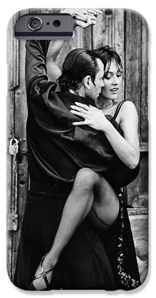 Romantic Tango IPhone Case by Mountain Dreams
