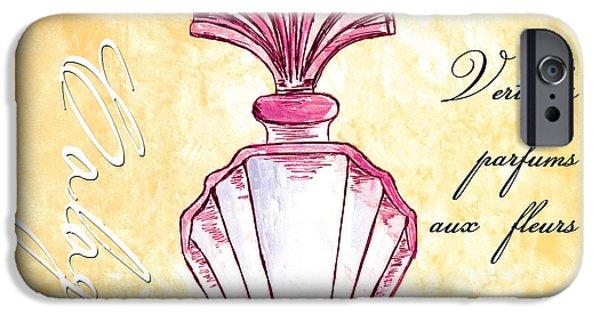 Rose De Provence IPhone Case by Debbie DeWitt