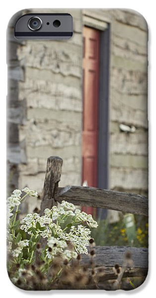 Rustic Home IPhone Case by Andrea Kappler
