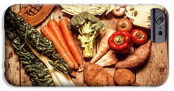 Rustic Style Country Vegetables IPhone 6s Case by Jorgo Photography - Wall Art Gallery