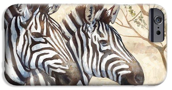 Safari Sunrise IPhone 6s Case by Mauro DeVereaux