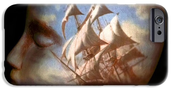 Sailing IPhone Case by Jeff  Gettis