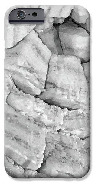 Salt Bricks No. 307-1 IPhone 6s Case by Sandy Taylor