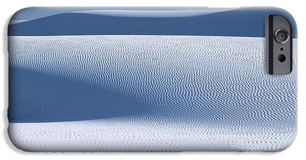 Sand Patterns IPhone Case by Sandra Bronstein