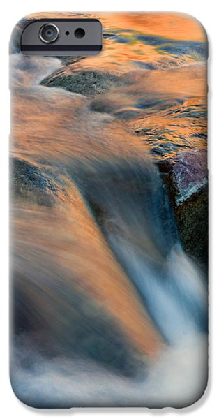 Sandstone Reflections IPhone Case by Mike  Dawson