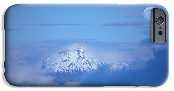 Sangay Volcano Ecuador IPhone Case by Panoramic Images