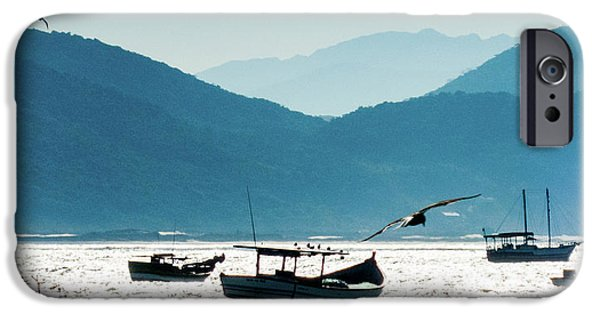 Sea And Freedom IPhone 6s Case by Martin Lopreiato