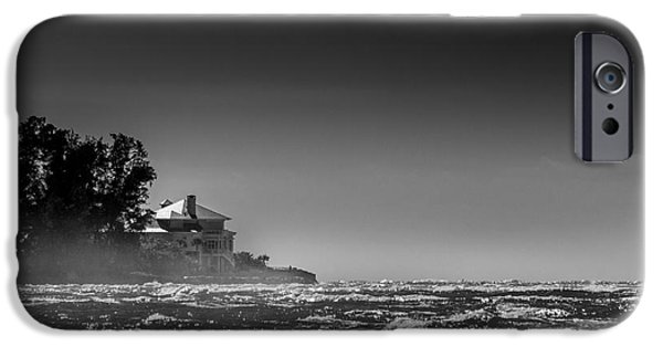 Sea Mist IPhone Case by Marvin Spates