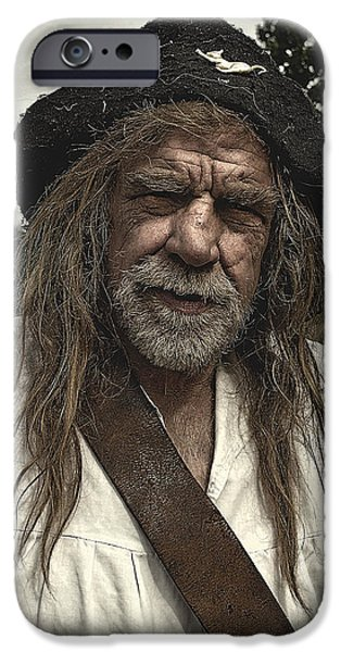 Sealed Knot Actor 2 IPhone Case by Linsey Williams