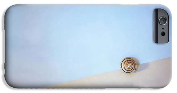 Seashell By The Seashore IPhone Case by Scott Norris