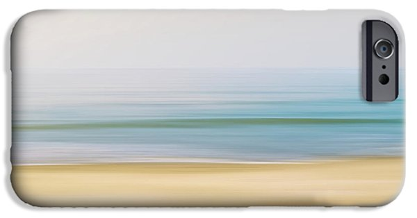 Seashore IPhone Case by Wim Lanclus