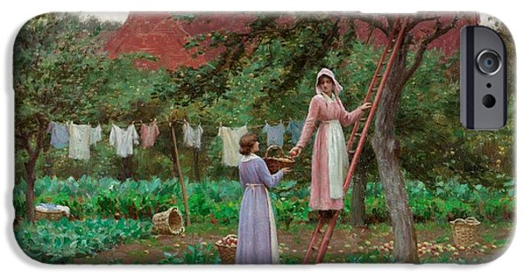 September IPhone 6s Case by Edmund Blair Leighton