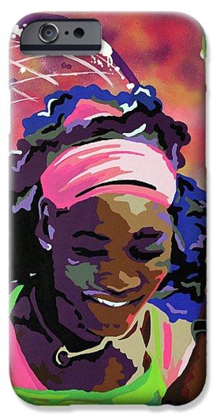 Serena IPhone 6s Case by Chelsea VanHook